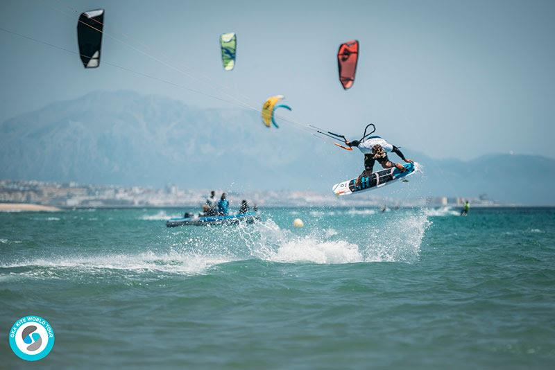 This wasn't just a flash in the pan, Airton was just doing what Airton can do when the spark ignites within him - GKA Kite World Cup Tarifa 2019 photo copyright Ydwer van der Heide taken at  and featuring the Kiteboarding class