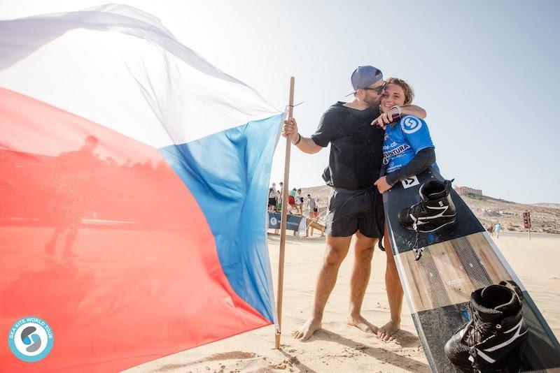 GKA Freestyle World Cup Fuerteventura - Day 2