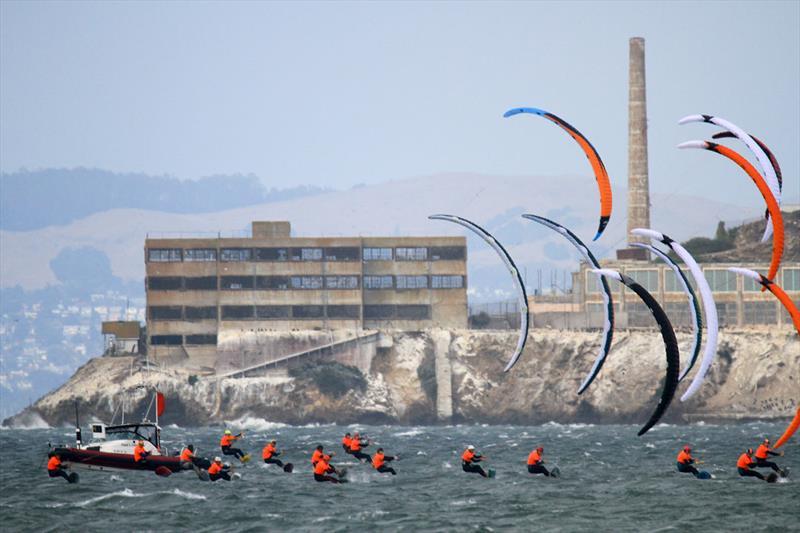 IKA Formula Kite North American Championships and Hydrofoil