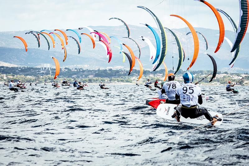 Statement on eligibility of Mikes Lab Bullet 3L / 3LC foils in Formula Kite competitions
