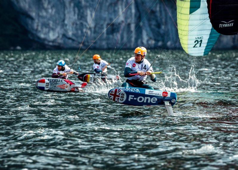 Formula Kite Mixed Team Relay European Championships - photo © IKA / Alex Schwarz