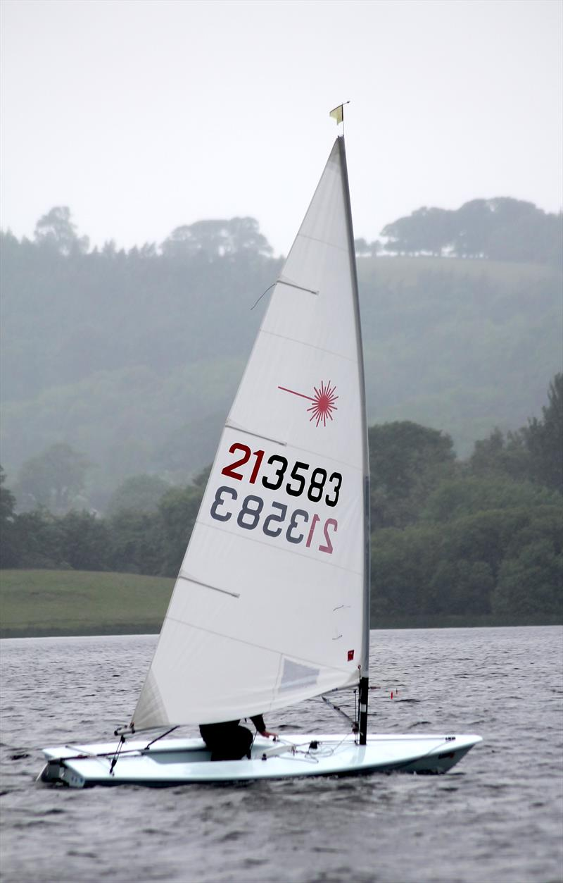 Laser Open at Bassenthwaite - photo © William Carruthers