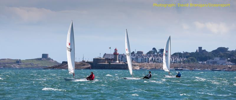 Day 6 of the DLR Laser Masters World Championships in Dublin Bay - photo © David Branigan / www.oceansport.ie