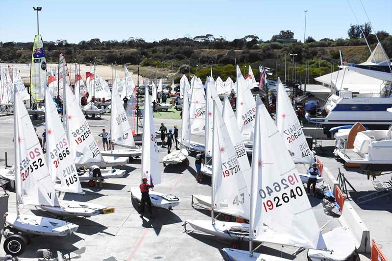 2018 Sail Sandy Regatta - photo © Harry Fisher