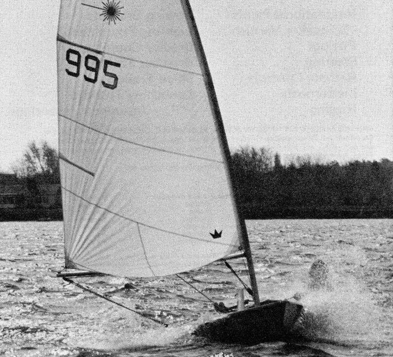 Today, there can be few sailors who do not know the Laser. But nearly 50 years ago, this was not just a ground-breaking boat, but one that was just better than the competition at the time - photo © Ellie Martin