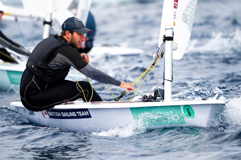Lorenzo Chiavarini - Trofeo Princesa Sofia Iberostar, Day 2 - photo © Jesus Renedo / Sailing Energy / Trofeo Princesa Sofia IBEROSTAR