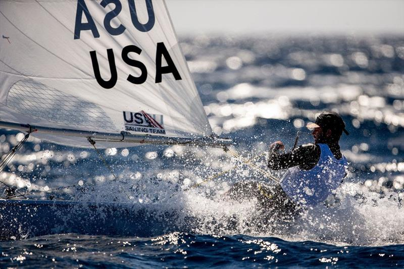 US Sailing Olympic Trials begin with Laser World Championships