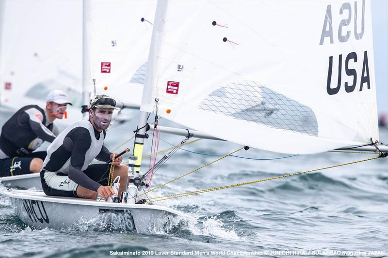 Charlie Buckingham is hoping to represent the USA at the 2020 Tokyo Olympics - photo © Junichi Hirai / Bulkhead Magazine Japan