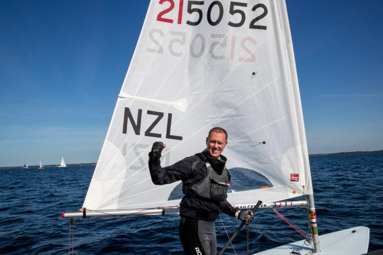Laser Masters Worlds: Two World titles for Kiwi sailors - Day 6