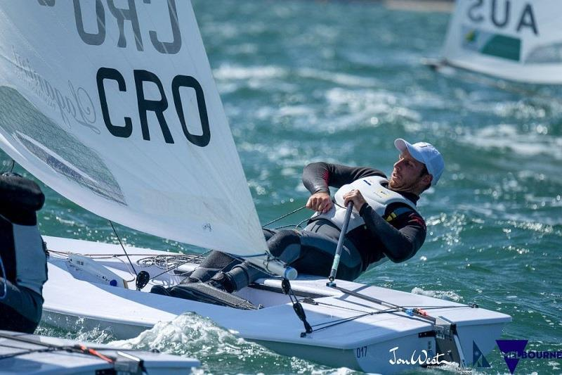 Tonci Stipanovic (CRO) won the bronze medal - 2020 ILCA Laser Standard World Championship - photo © Jon West Photography
