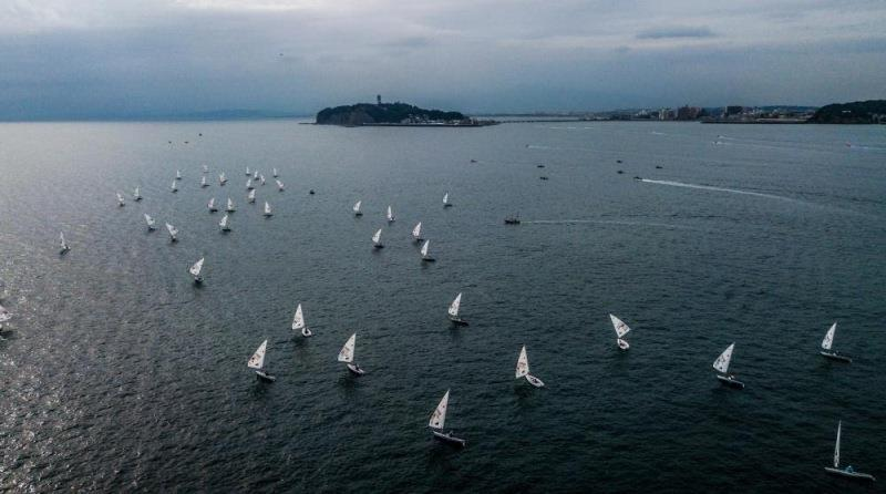 Tokyo 2020 Sailing schedule confirmed for 2021 - photo © World Sailing