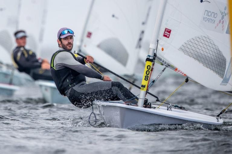 2020 Laser Senior Europeans in Gdansk, Poland day 3 - photo © Thom Touw / www.thomtouw.com