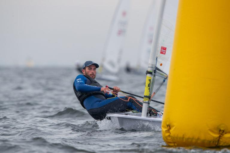 2020 Laser Senior Europeans in Gdansk, Poland day 5 photo copyright Thom Touw / www.thomtouw.com taken at  and featuring the Laser class