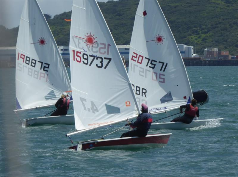 Ladies competition and Alan Welling Cup at Castle Cove Sailing Club