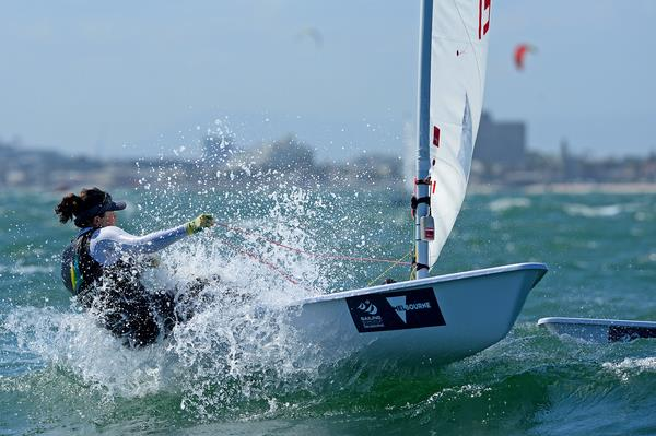 ISAF Sailing World Cup Melbourne - Day 2