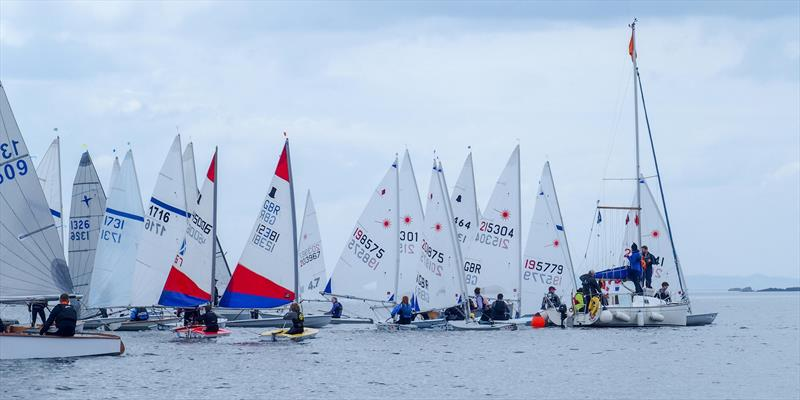 East Lothian Yacht Club Regatta 2019 - photo © Derek Braid / www.braidimage.co.uk