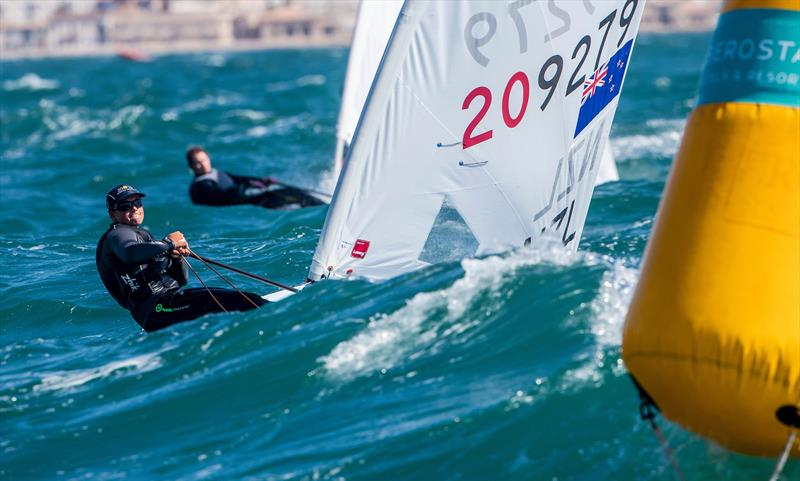Laser Radial- 49th Trofeo Princesa Sofia Iberostar, Palma, Spain - photo © Jesus Renedo / Sailing Energy / Trofeo Princesa Sofia