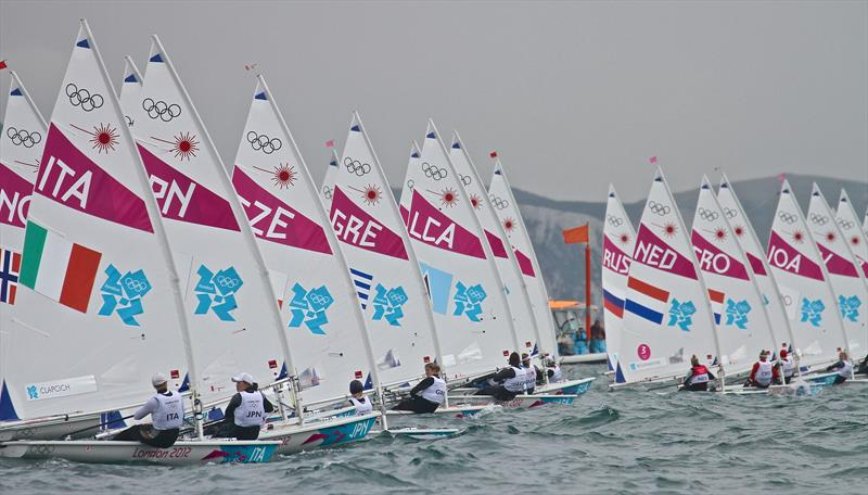 There were 41 Qualification places rejected rejected by MNA's for 2016 Olympics so it is surprise when Sailing lost 30 places for 2020 and beyond - photo © Richard Gladwell