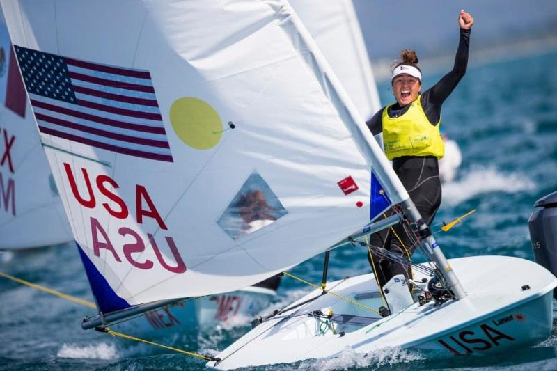 Charlotte Rose - photo © World Sailing