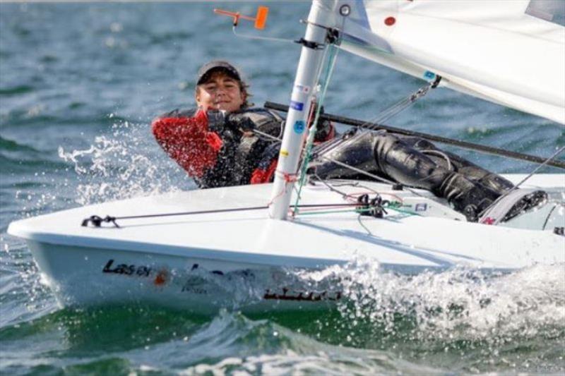 Support for emerging sailors at Kiel Week 2019