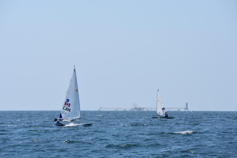 Canadian sailors at 2019 Pan Am Games - Day 6