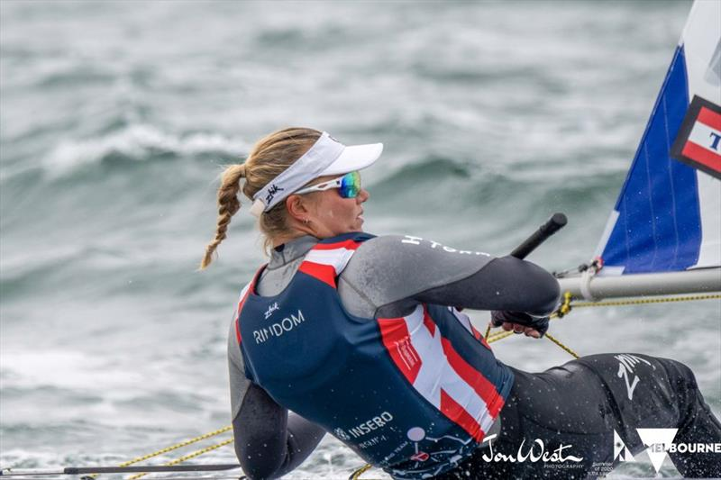 Anne Marie - 2020 ILCA Women's Laser Radial World Championships - photo © Jon West Photography