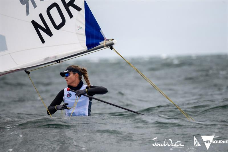 Line Flem Host - 2020 ILCA Women's Laser Radial World Championships - photo © Jon West Photography