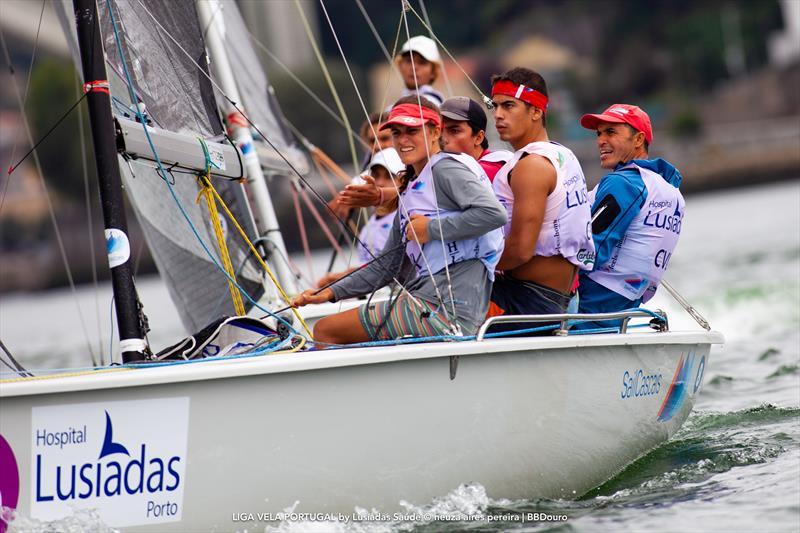 Lagos Sailing Club wins Liga Vela Portugal - Lusiadas Saude