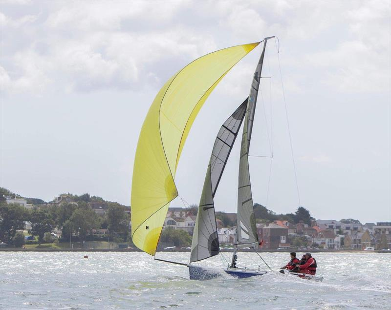 SB20 Nationals 2020, Solent – Credit:  - photo © Sportsboat World