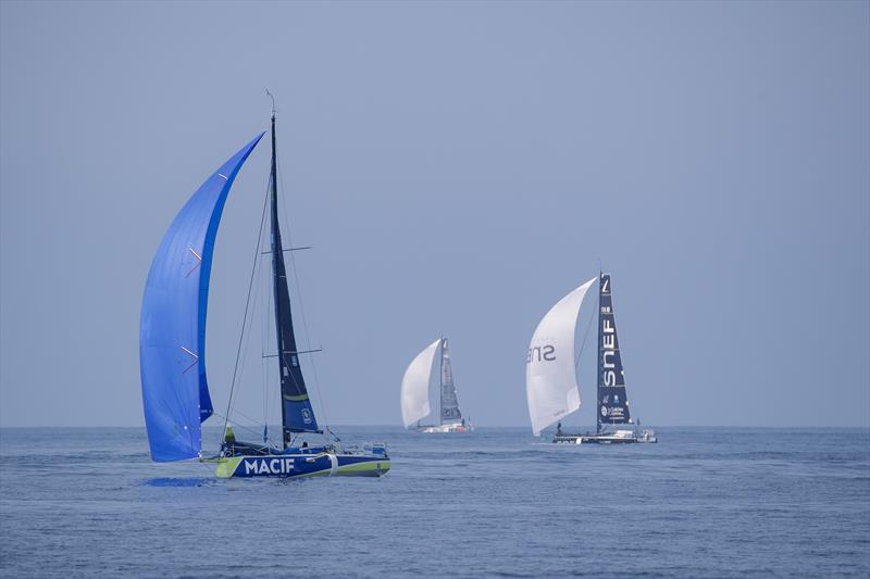 51st La Solitaire du Figaro Stage 3 photo copyright Alexis Courcoux taken at  and featuring the Figaro class