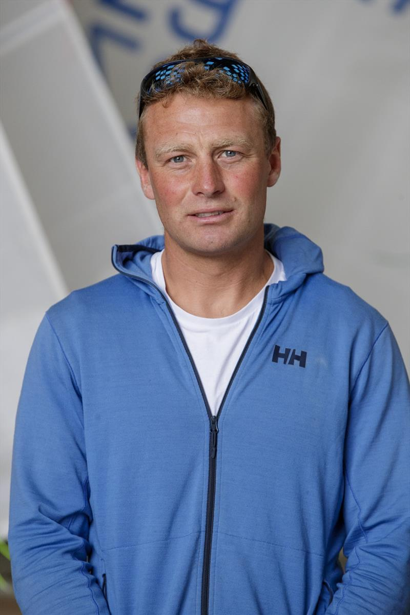 Kenneth Rumball (RL Sailing) - La Solitaire du Figaro - photo © Alexis Courcoux