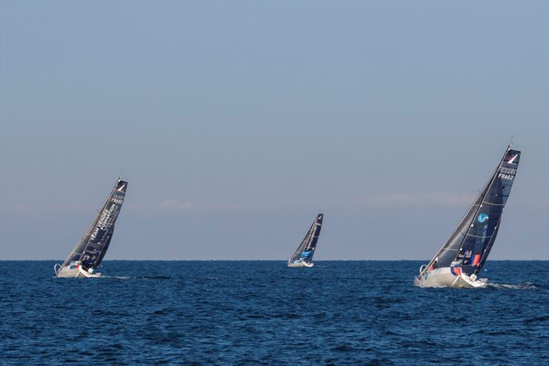 51st La Solitaire du Figaro Stage 3 - Day 2 - photo © Alexis Courcoux