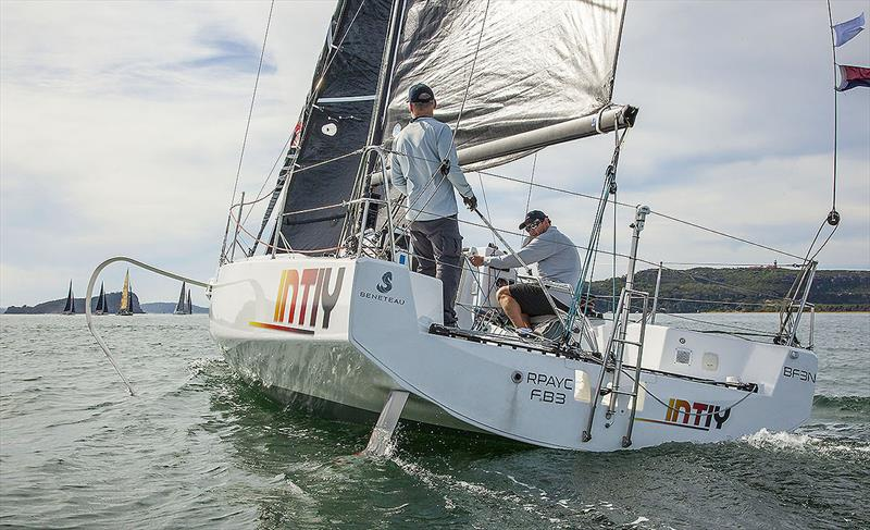 Beneteau's Figaro 3 is a delight to sail. - photo © John Curnow