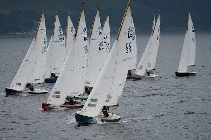 Loch Long One-Design National Championship at Cove SC - photo © Carol Anne Calder & Atholl Fitzgerald