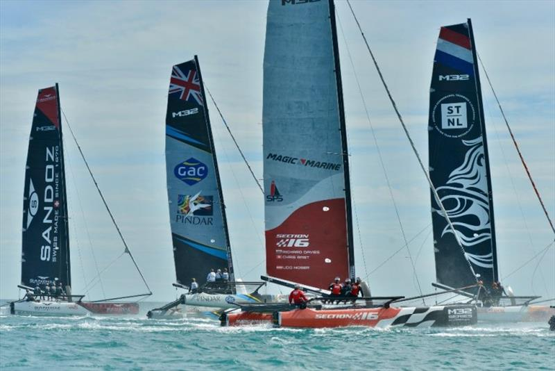 Dutch take it to the wire in Valencia Winter Series thrilling finale
