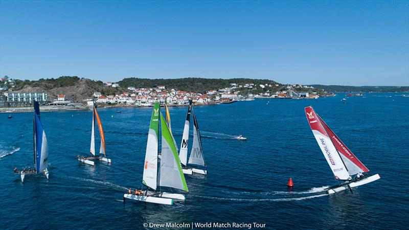 2018 WMRT Match Cup Norway - Day 1 - photo © Drew Malcolm