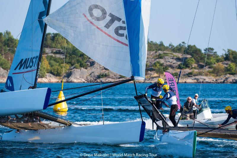 2018 WMRT Match Cup Norway - Day 3 - photo © Drew Malcolm