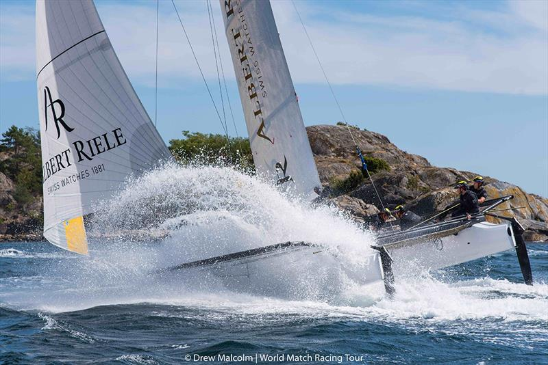 2018 WMRT Match Cup Norway - Final Day - photo © Drew Malcolm