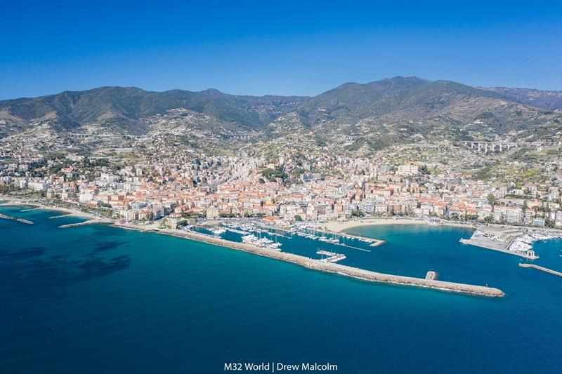 Sanremo in Italy will be host to the first M32 European Series event.  - photo © M32World/Drew Malcolm