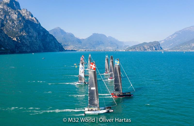 Riave del Garda will host the European Championship in September.  - photo © M32World/Oliver Hartas