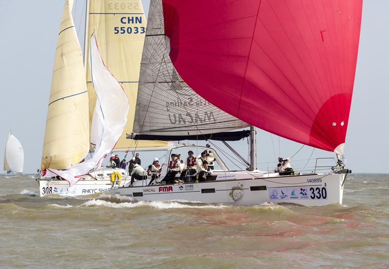 Mu Sailing. Macao Cup International & GBA Cup Regattas. - photo © Guy Nowell