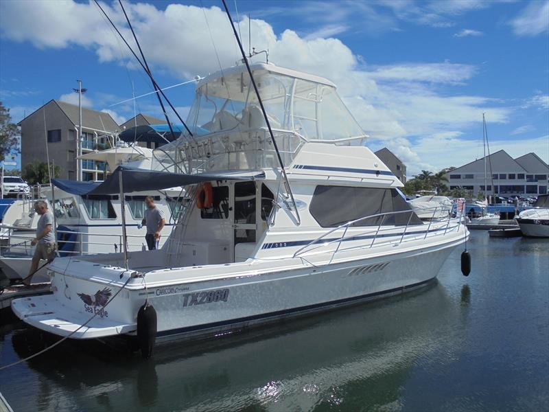 Marine Auctions Forthcoming Auctions - Capricorn 40 - photo © Marine Auctions