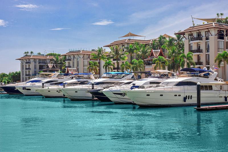 TIBS 2022 at Royal Phuket Marina  - photo © TIBS 2022