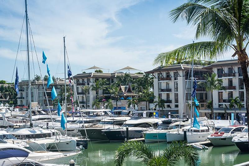 PIMEX, shortly to be rebranded as Phuket Yacht Show - photo © PIMEX