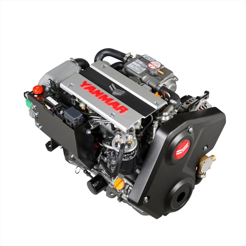Yanmar launches 4LV sterndrive models to complete mid-range