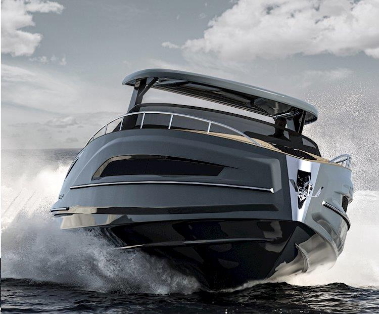 Marquis M42 photo copyright Marquis Yachts taken at  and featuring the Marine Industry class