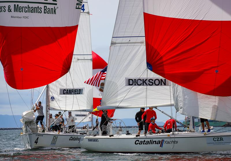55th LBYC Congressional Cup day 1 - photo © Bronny Daniels