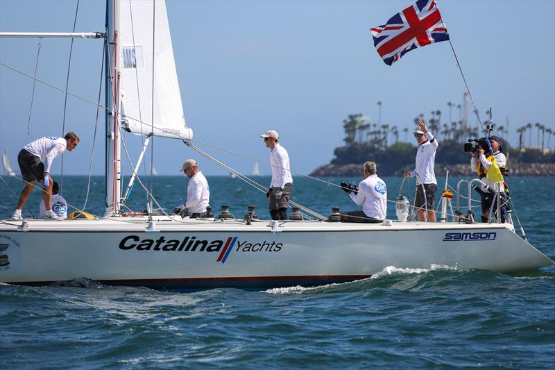 55th LBYC Congressional Cup final day - photo © Bronny Daniels