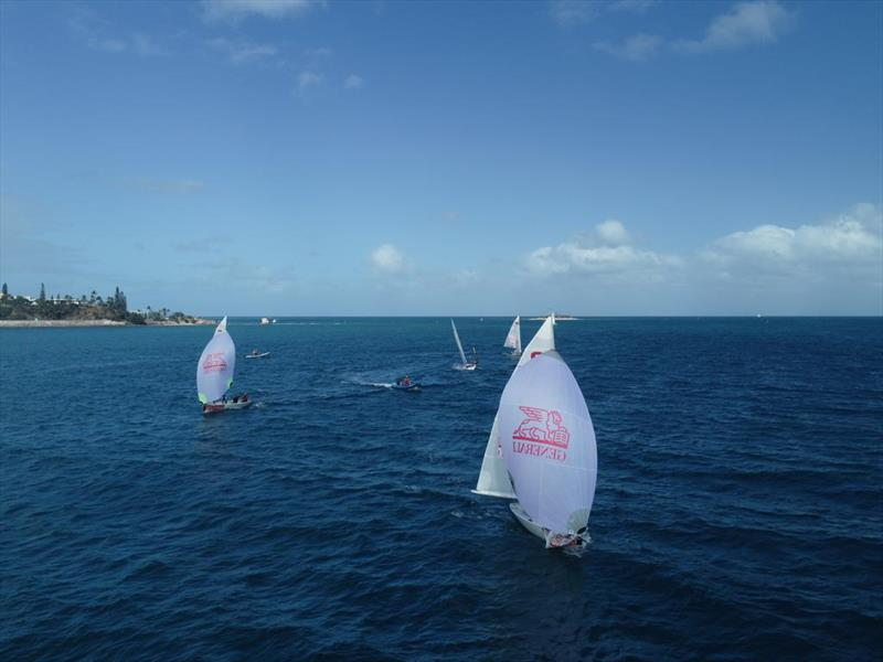 Aircalin Match Racing Cup 2020 day 1 - photo © Laurence Bouchet