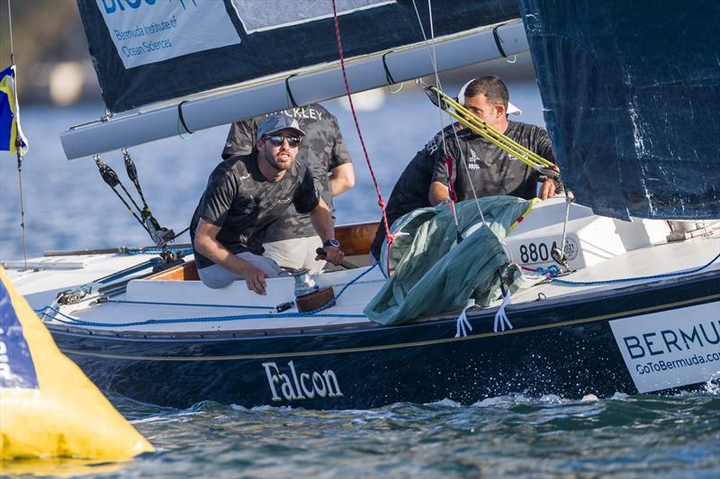 70th Bermuda Gold Cup and 2020 Open Match Racing Worlds day 4 - photo © Ian Roman / www.ianroman.com
